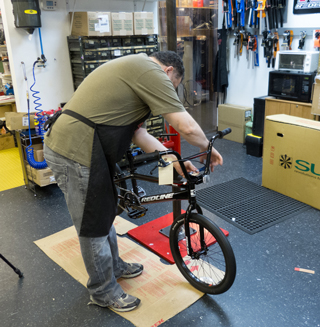 bicycle shop Fort Lauderdale bike maintenance